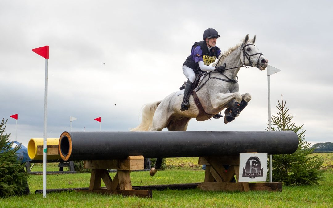 The Joy of Equestrian Eventing